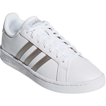 Women's leisure shoes - adidas GRAND COURT - 1