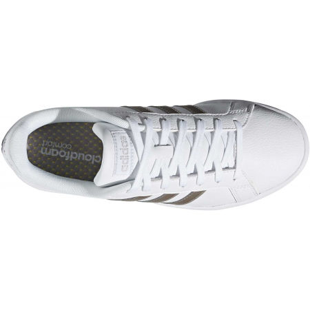Women's leisure shoes - adidas GRAND COURT - 4