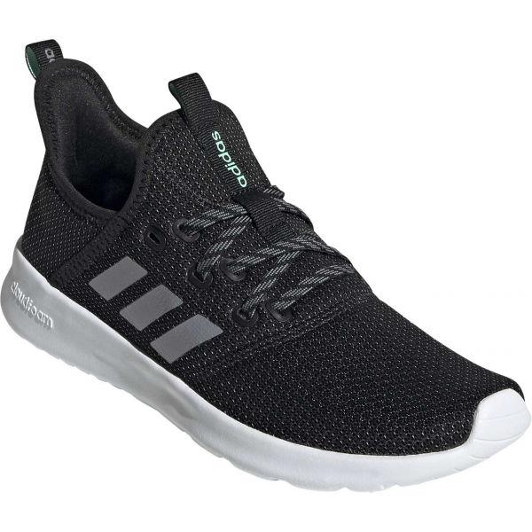 adidas CLOUDFOAM PURE fekete 4 - Női szabadidőcipő