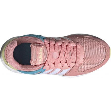 Detská voľnočasová obuv - adidas CRAZYCHAOS - 4