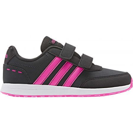 Dievčenské vychádzkové tenisky - adidas VS SWITCH 2 CMF C - 1