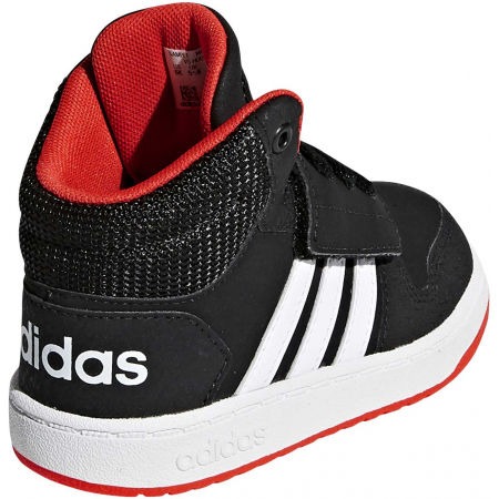 Children's winter shoes - adidas HOOPS MID 2.0 I - 7