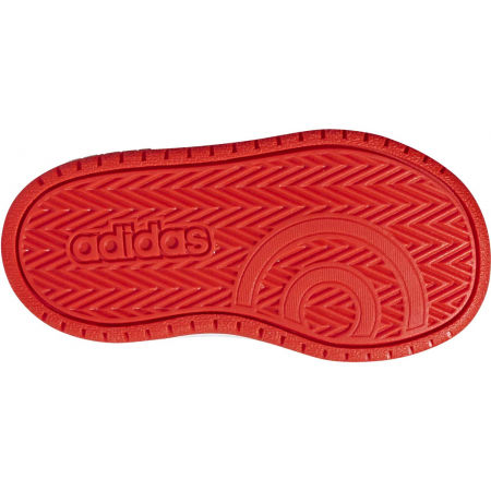 Children's winter shoes - adidas HOOPS MID 2.0 I - 5