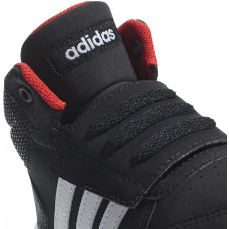 Children's winter shoes - adidas HOOPS MID 2.0 I - 8