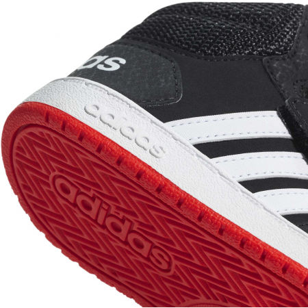 Children's winter shoes - adidas HOOPS MID 2.0 I - 10