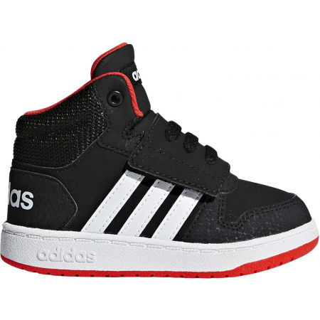 Children's winter shoes - adidas HOOPS MID 2.0 I - 2