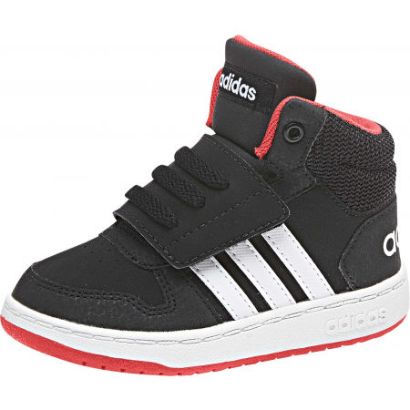 Children's winter shoes - adidas HOOPS MID 2.0 I - 6