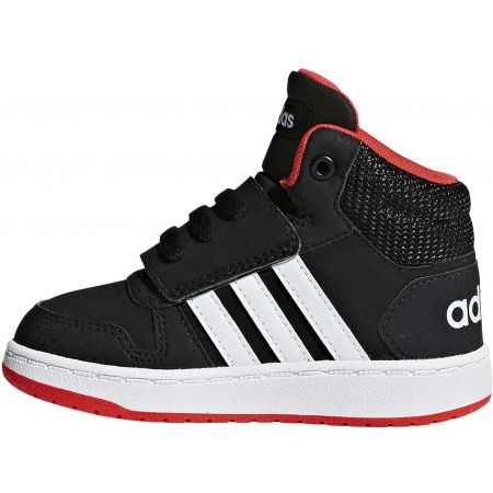 Children's winter shoes - adidas HOOPS MID 2.0 I - 3