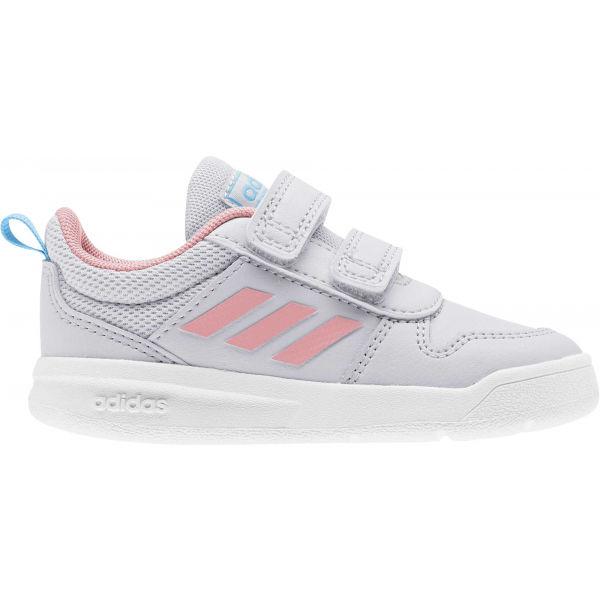 adidas TENSAUR I sivá 25 - Detská voľnočasová obuv