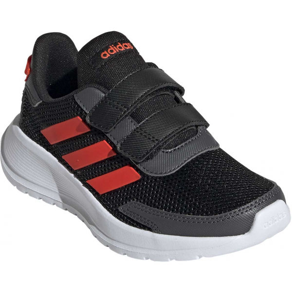 adidas TENSAUR RUN C černá 33 - Dětská volnočasová obuv