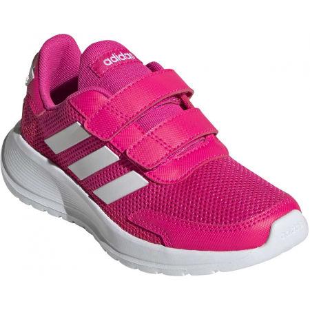 adidas TENSAUR RUN C - Detská voľnočasová obuv