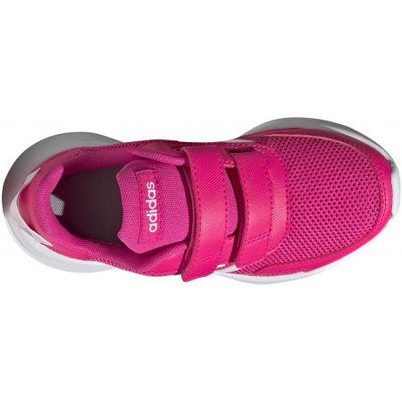 Detská voľnočasová obuv - adidas TENSAUR RUN C - 4