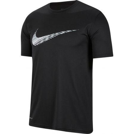 Pánske tréningové tričko - Nike DRY LEG TEE SNSL COM SWSH M - 1