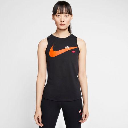 Dámske tréningové tielko - Nike DRY TOM TANK DFC JDIY W - 3
