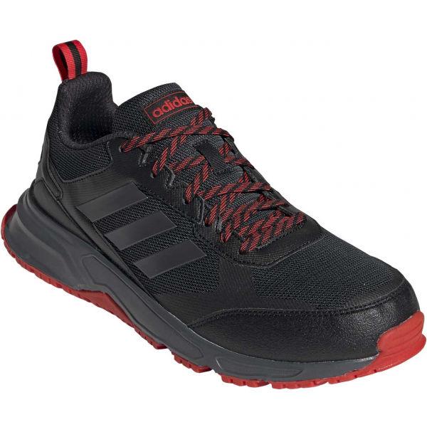 adidas ROCKADIA TRAIL 3.0 černá 9 - Pánská trailová obuv