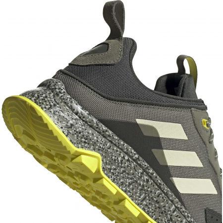 Pánska trailová obuv - adidas RESPONSE TRAIL - 8