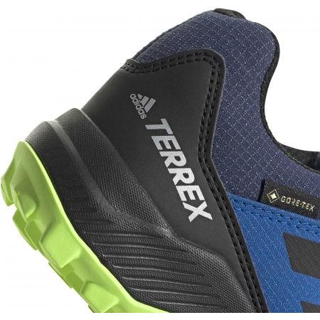 Detská outdoorová obuv - adidas TERREX GTX K - 10