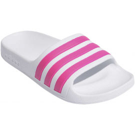 adidas ADILETTE AQUA K - Children's slippers