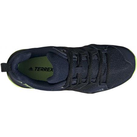 Obuwie outdoorowe chłopięce - adidas TERREX AX2 K - 4