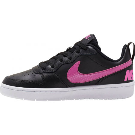 Detská voľnočasová obuv - Nike COURT BOROUGH LOW 2 GS - 2