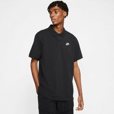 Koszulka polo męska - Nike NSW CE POLO MATCHUP PQ M - 3