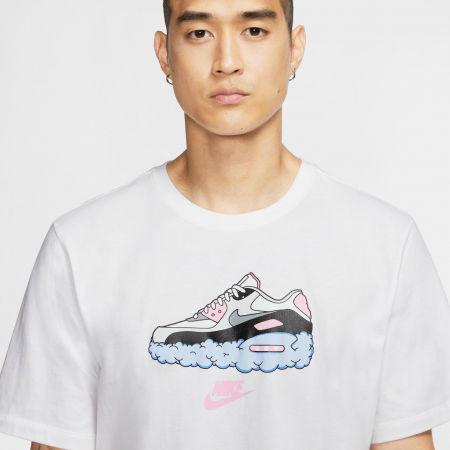Herren Shirt - Nike NSW AIR AM90 TEE M - 5