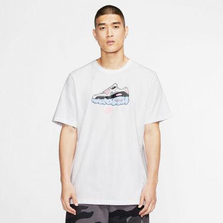 Herren Shirt - Nike NSW AIR AM90 TEE M - 3