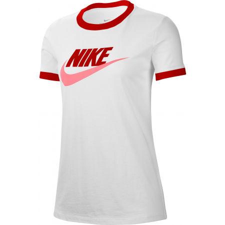 Nike NSW TEE FUTURA RINGE W - Damen Shirt