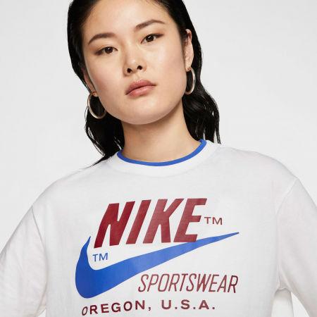 Dámske tričko - Nike NSW ICN CLSH SS TOP W - 5