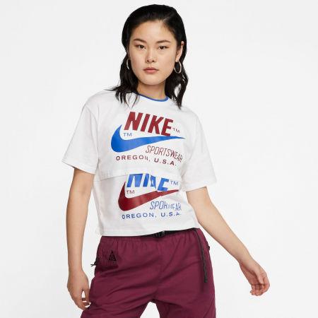 Dámske tričko - Nike NSW ICN CLSH SS TOP W - 3