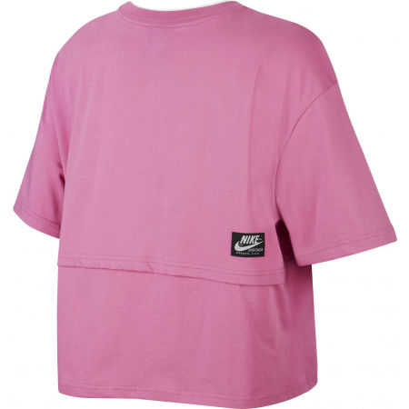 Women's T-shirt - Nike NSW ICN CLSH SS TOP W - 2