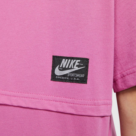 Women's T-shirt - Nike NSW ICN CLSH SS TOP W - 6