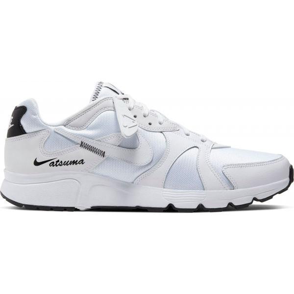 Nike ATSUMA bílá 11.5 - Pánská volnočasová obuv