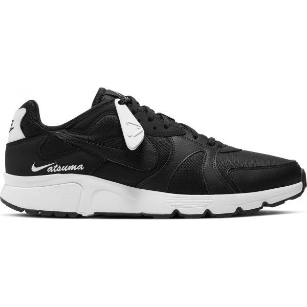 Nike ATSUMA černá 11.5 - Pánská volnočasová obuv