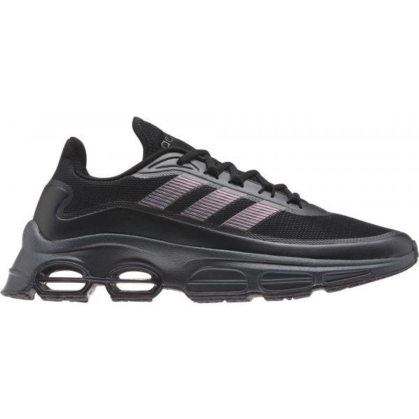 adidas QUADCUBE černá 9 - Pánská volnočasová obuv