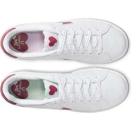 Obuwie miejskie damskie - Nike COURT ROYALE PREMIUM - 4