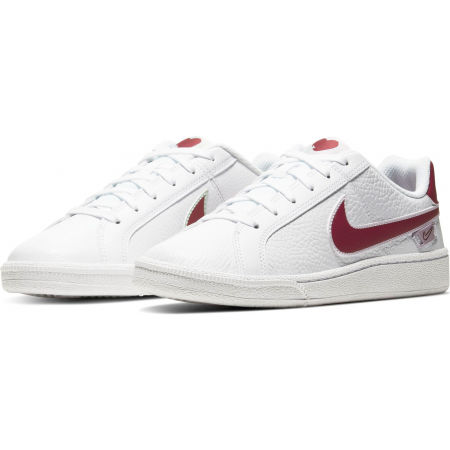 Women's leisure shoes - Nike COURT ROYALE PREMIUM - 3