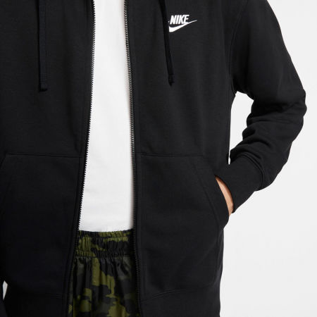Pánska mikina - Nike NSW CLUB HOODIE FZ FT M - 7