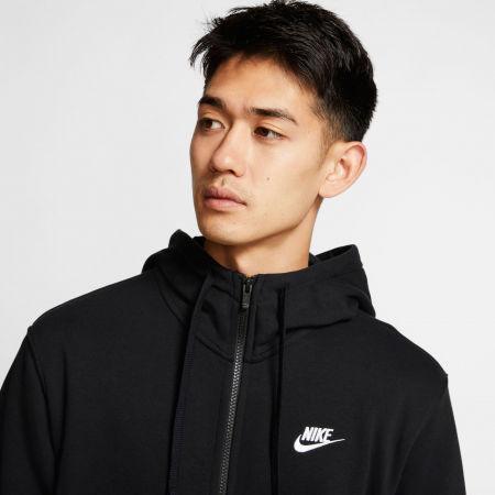 Pánska mikina - Nike NSW CLUB HOODIE FZ FT M - 5