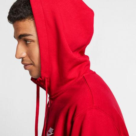 Мъжки суитшърт - Nike NSW CLUB HOODIE FZ FT M - 6