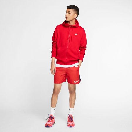 Мъжки суитшърт - Nike NSW CLUB HOODIE FZ FT M - 8