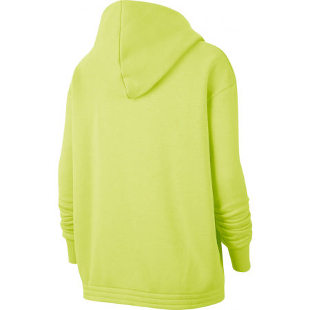 Women's sweatshirt - Nike NSW ICN CLSH FLC HOODIE PLUS W - 2