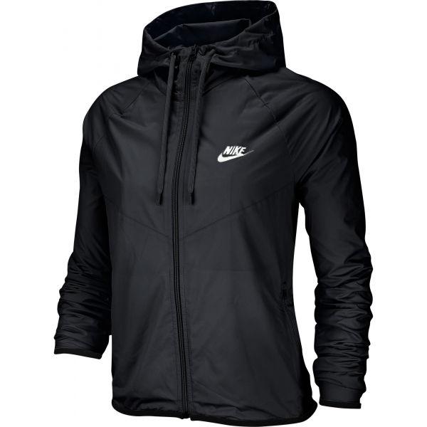 Nike NSW WR JKT černá XS - Dámská bunda