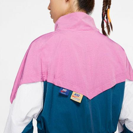 Women's jacket - Nike NSW ICN CLSH TRACK JKT WVN W - 6