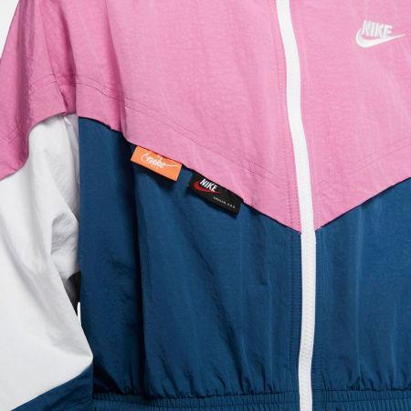 Women's jacket - Nike NSW ICN CLSH TRACK JKT WVN W - 10
