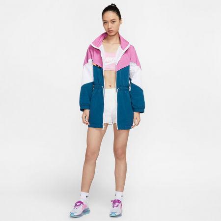 Women's jacket - Nike NSW ICN CLSH TRACK JKT WVN W - 11