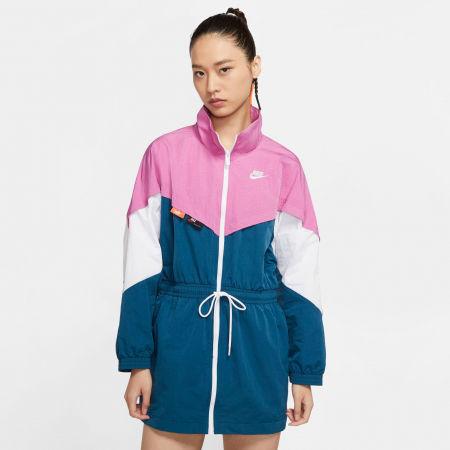 Women's jacket - Nike NSW ICN CLSH TRACK JKT WVN W - 3