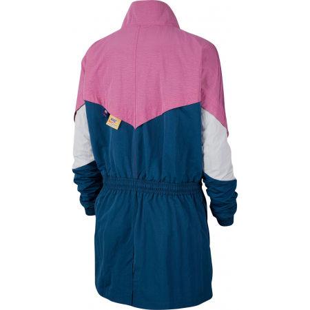 Women's jacket - Nike NSW ICN CLSH TRACK JKT WVN W - 2