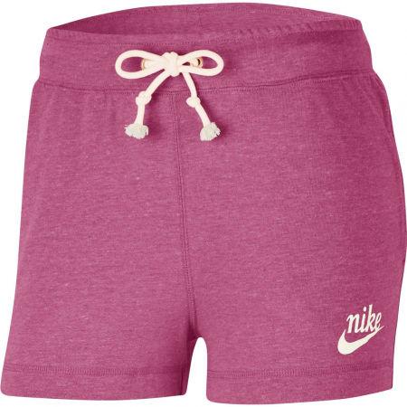 Dámske šortky - Nike NSW GYM VNTG SHORT W - 1