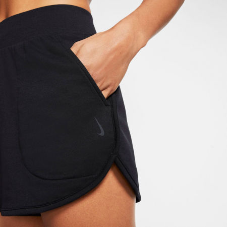 Dámske šortky - Nike YOGA SHORT W - 6